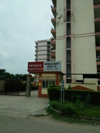 MangalMurti Apartments, Sector 1A IMT Manesar, Gurgaon - Building