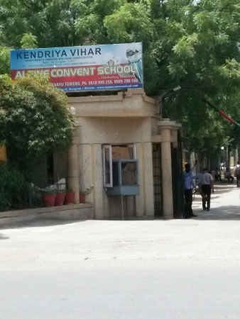 Kendriya Vihar, Sector 56, Gurgaon - Building