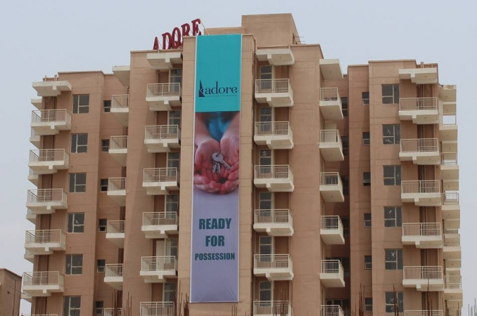 Adore Happy Homes, Sector 86, Faridabad - Building