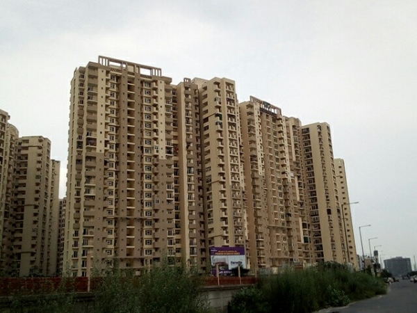 Paramount Floraville, Sector 137, Noida - Building