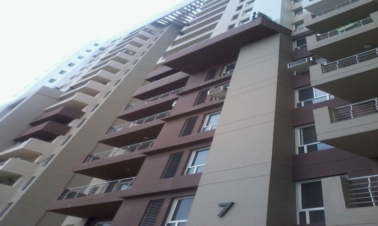 3C Lotus Zing, Sector 168, Noida - Building