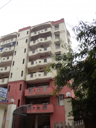 Oasis Apartment, Sector 55, Gurgaon - Building