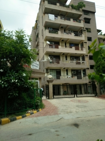 Shree Arihant Apartments, Sector 54, Gurgaon - Building