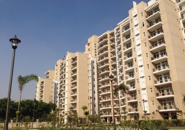 Omaxe New Heights, Sector 78, Faridabad - Building