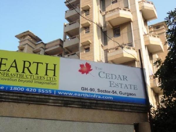 The Cedar Estate, Sun City, Gurgaon - Building