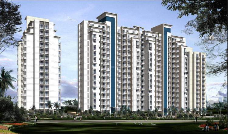 Heritage Ozone Square, Sector 89, Faridabad - Building