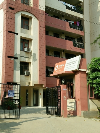 Adarsh Apartment, Sector 55, Gurgaon - Building