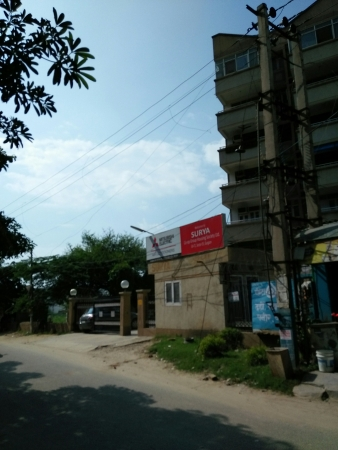 Surya Apartments, Sector 55, Gurgaon - Building