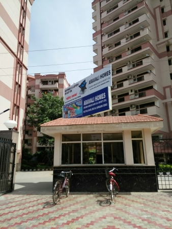 Arawali Homes, Sector 54, Gurgaon - Building