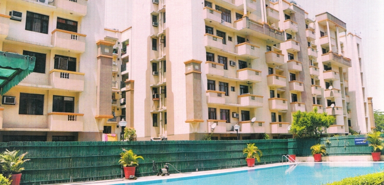 Stellar Kings Court, Sector 50, Noida - Building