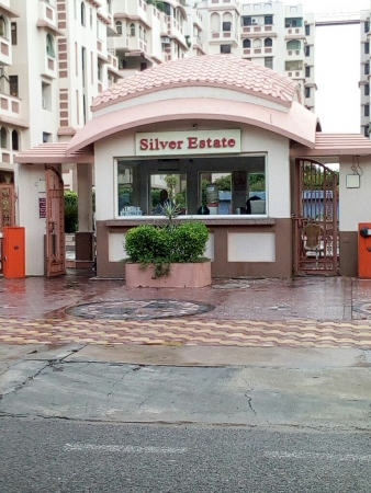 Purvanchal Silver Estate, Sector 50, Noida - Building