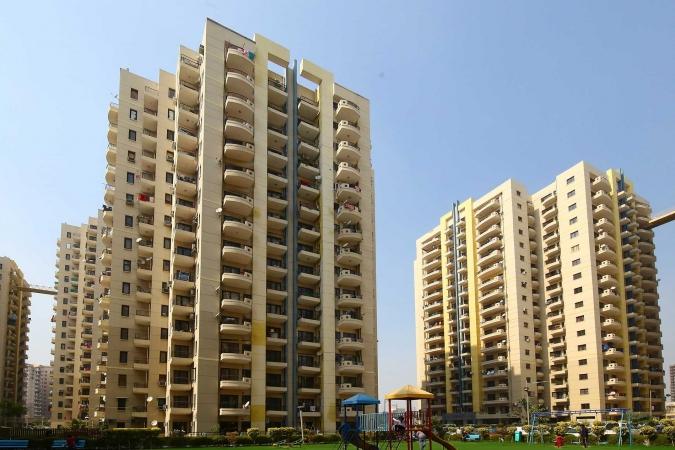 RPS Savana, Sector 88, Faridabad - Building