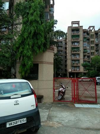 C Dot Apartment, Sector 56, Gurgaon - Building