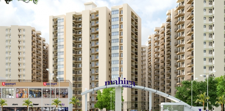 Mahira Homes, Sector 68, Gurgaon - Building