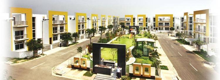 BPTP Parkland Villas, Sector 88, Faridabad - Building