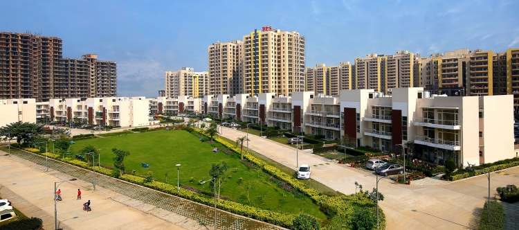 RPS Palms, Sector 88, Faridabad - Building