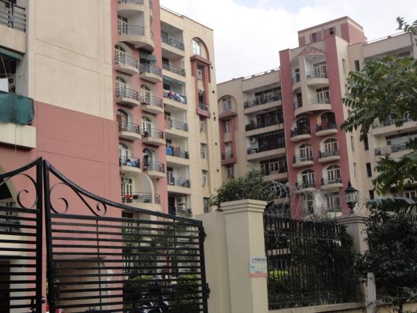 Aabhas Apartment, Sector 56, Gurgaon - Building