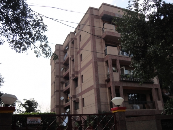 Sanskriti Engineers Apartment, Sector 56, Gurgaon - Building