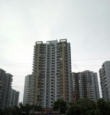 Homes 121, Sector 121, Noida - Building