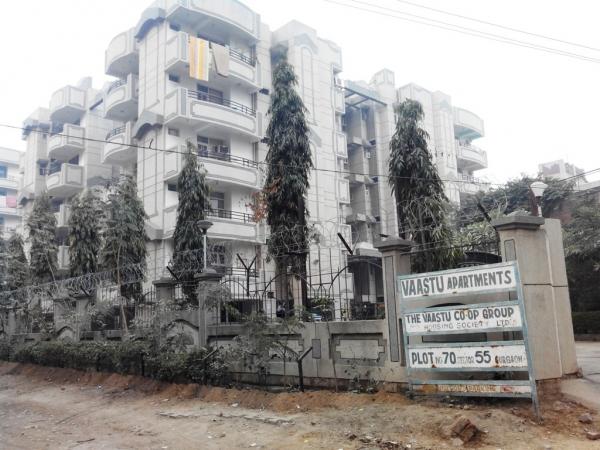 Vastu Apartment, Sector 55, Gurgaon - Building