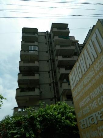 Bhagwanti Apartment, Sector 56, Gurgaon - Building