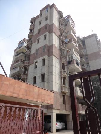 Akash Ganga Apartment, Sector 56, Gurgaon - Building