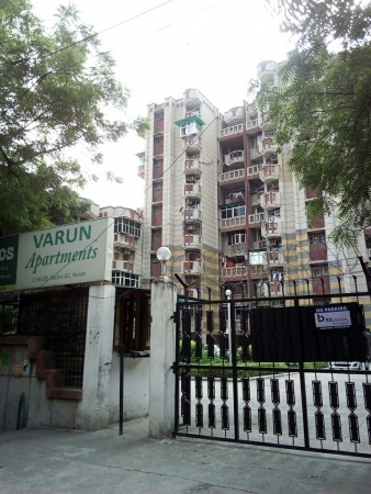Varun Apartment, Sector 62, Noida - Building