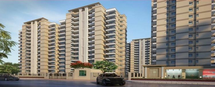 Terra Lavinium, Sector 75, Faridabad - Building