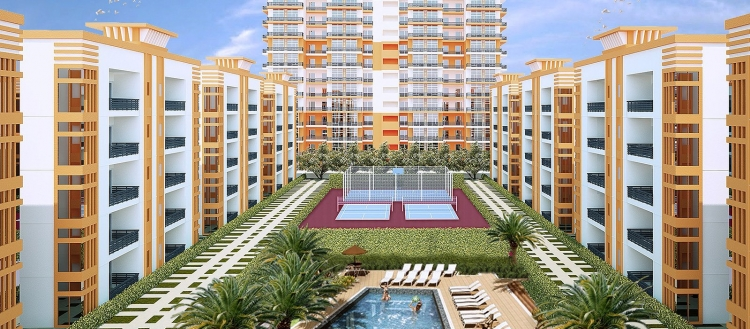 Emarld Heights, Emerald Heights, Faridabad - Building