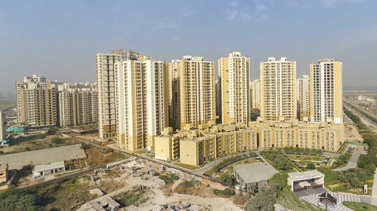 Paras Tierea, Sector 137, Noida - Building