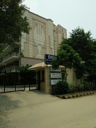 3 BHK Apartment for Rent in Dew Drop Apartments - Exterior View