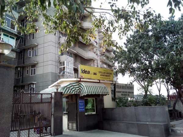 2 BHK Apartment for Sale in Stellar Greens - Exterior View