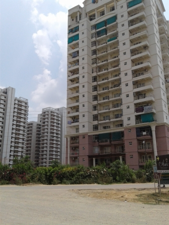 3 BHK Apartment for Sale in SPR Imperial Estate - Exterior View