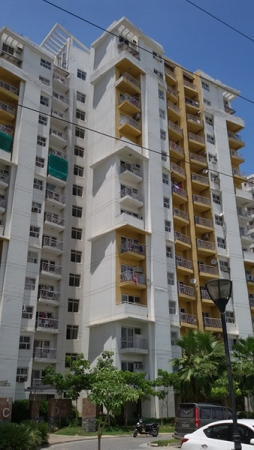 3 BHK Apartment for Sale in BPTP Princess Park - Exterior View