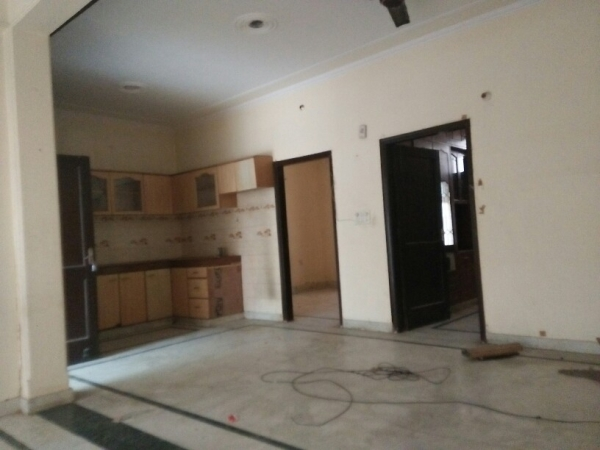 3 BHK Apartment for Sale in AWHO Sujjan Vihar - Living Room