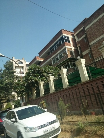 1 BHK Apartment for Rent in Smriti Apartments - Exterior View