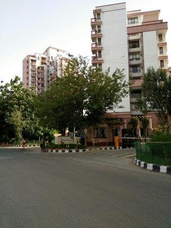 3 BHK Apartment for Sale in Vipul Orchid Garden - Exterior View