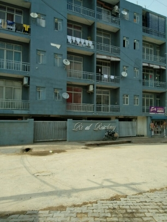 2 BHK Apartment for Rent in Infinitium Royal Residency - Exterior View