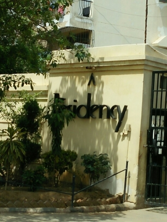 3 BHK Apartment for Rent in Ardee City The Residency - Exterior View