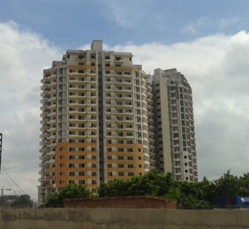 3 BHK Apartment for Rent in Ansal Crown Heights - Exterior View