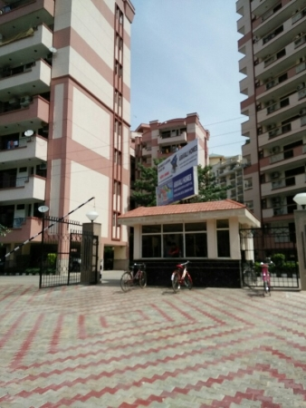 3 BHK Apartment for Rent in Aravali Homes - Exterior View