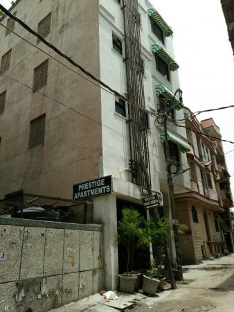 3 BHK Apartment for Sale in Satbari New Delhi - Exterior View