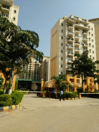 3 BHK Apartment for Rent in Suncity Heights - Exterior View