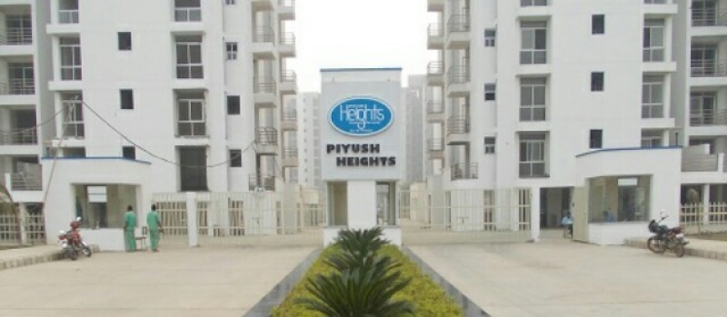 3 BHK Apartment for Sale in Piyush Heights - Exterior View