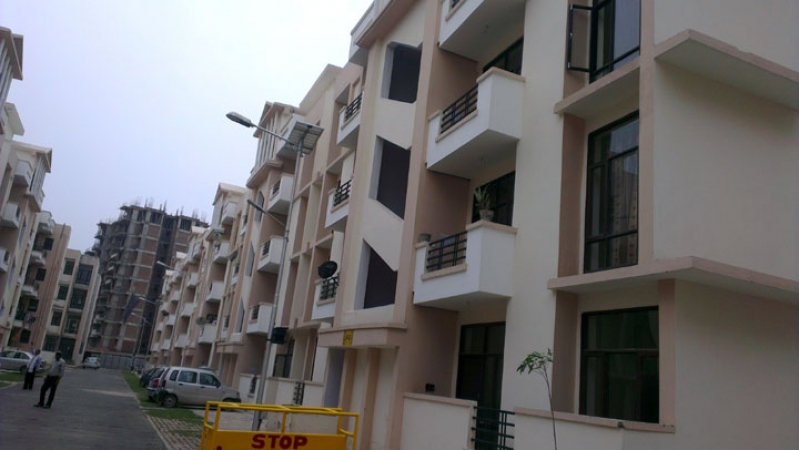 3 BHK Apartment for Rent in SRS Pearl Floors - Exterior View