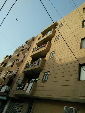 1 BHK Apartment for Rent in Baba BP Homes 2 - Exterior View