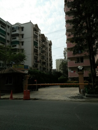 3 BHK Apartment for Sale in Lions Society - Exterior View