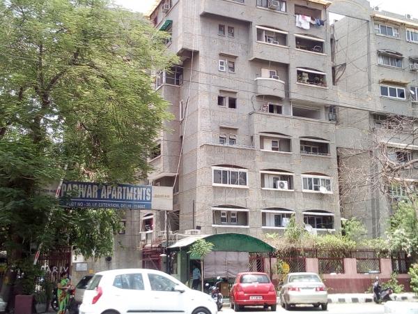2 BHK Apartment for Sale in DDA Parivar Apartments - Exterior View