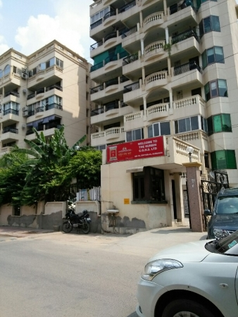 3 BHK Apartment for Rent in Satya The Surbhi Apartment - Exterior View