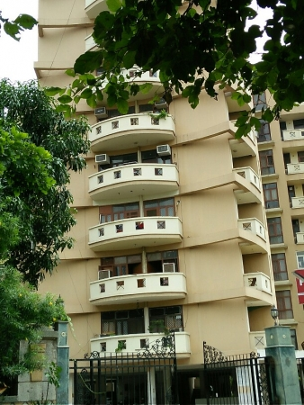 3 BHK Apartment for Sale in Shristi Apartments - Exterior View